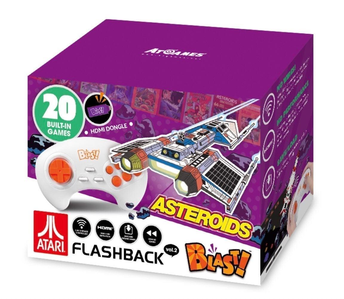 Atari Flashback Blast! Vol. 2