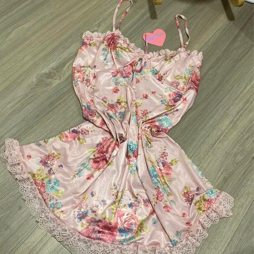 Sugar Thrillz Somebodys Angel Slip Dress