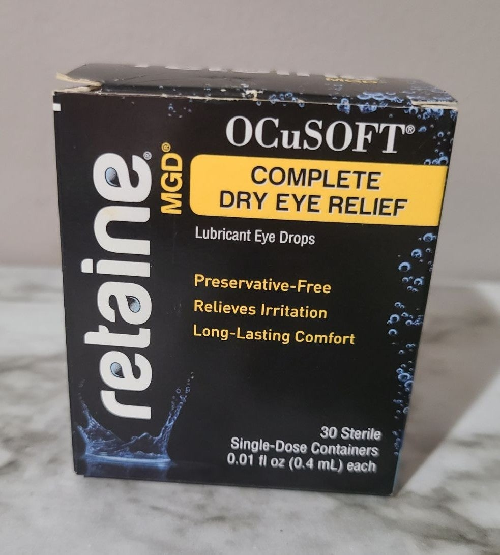 Ocusoft  Complete Dry Relief Eye Drops