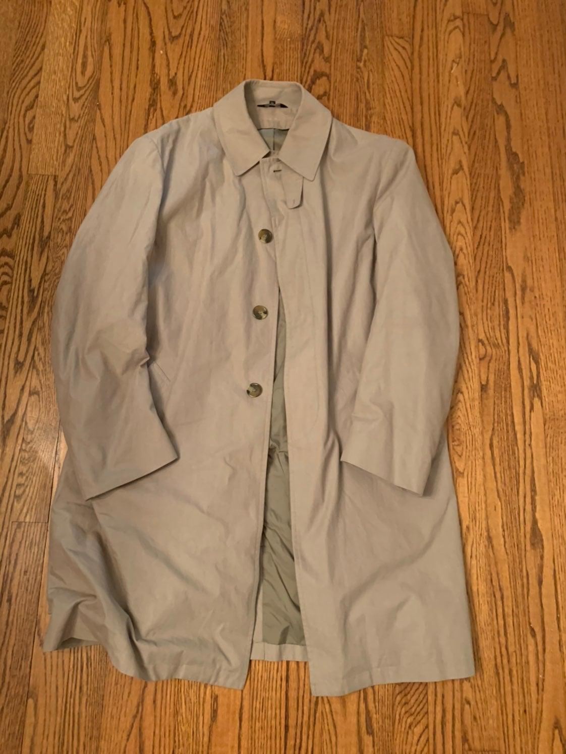 Trench (Rain) Coat