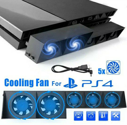 New!! Playstation 4 COOLING FAN