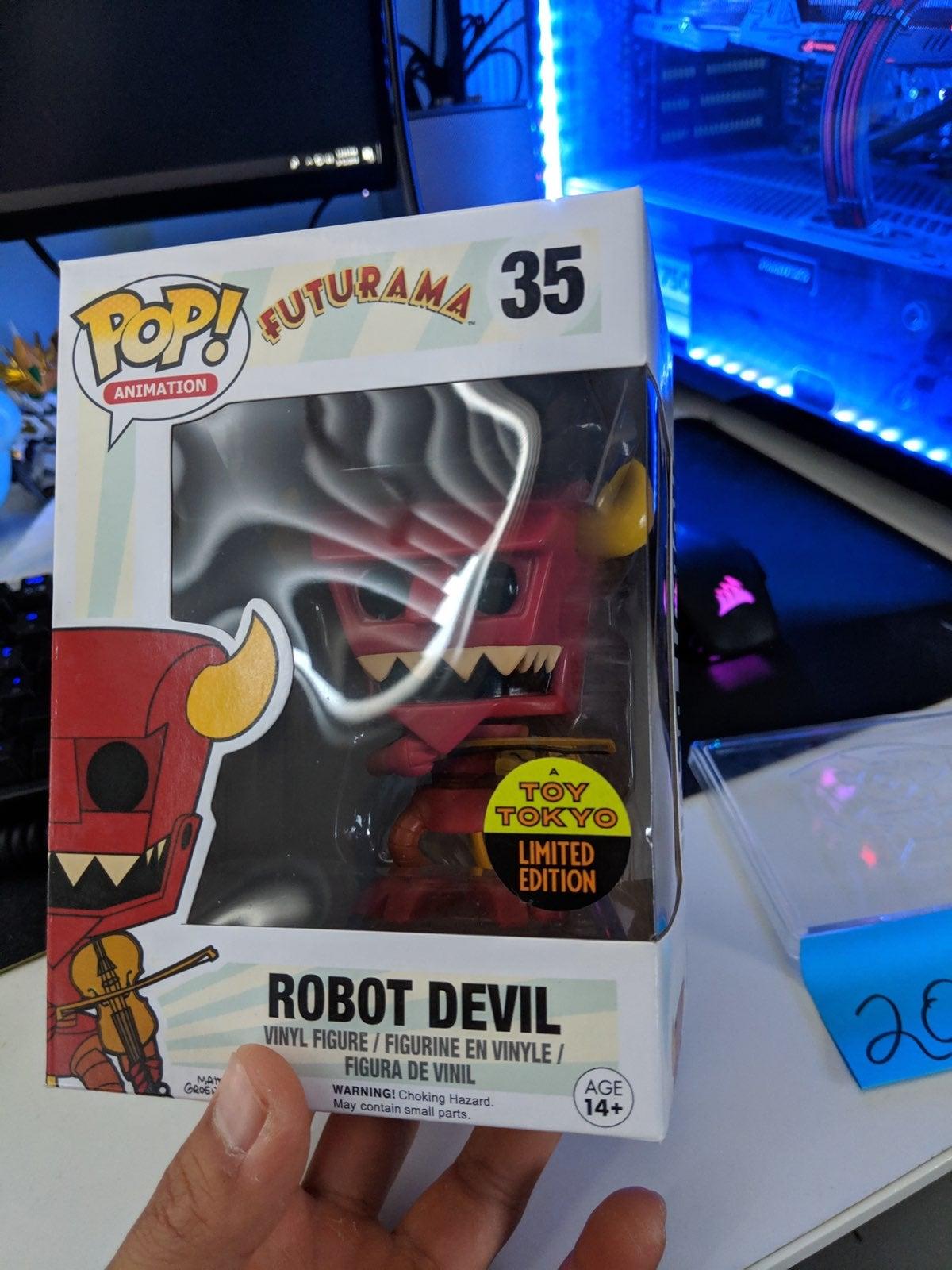 Funko Pop - Robot Devil Violin