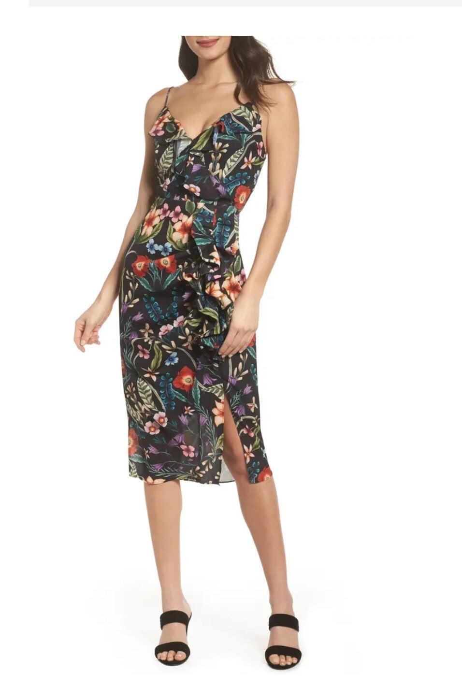 Cooper Street Gardenia Dress Sz 4