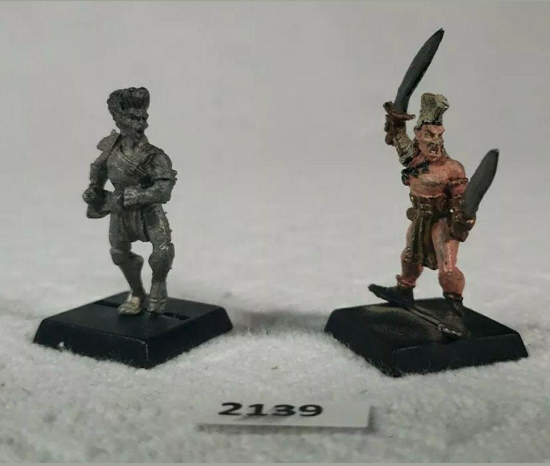 Warhammer Blood Bowl Elf and Fantasy Elf