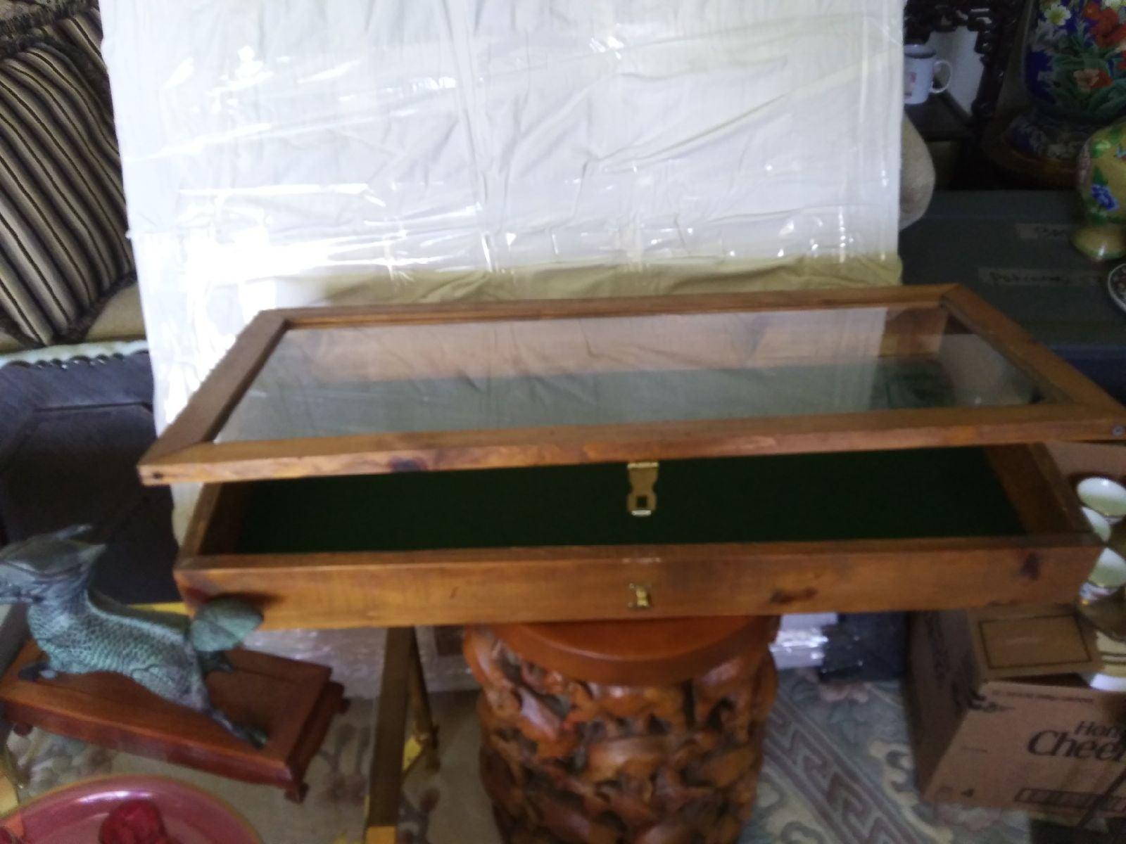 Display Wood Case