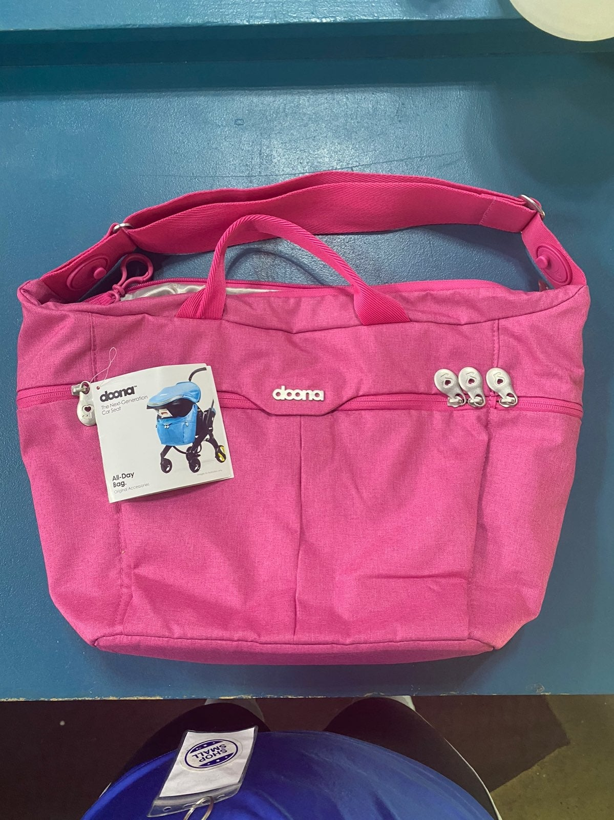 Sweet/Pink Doona All Day Bag