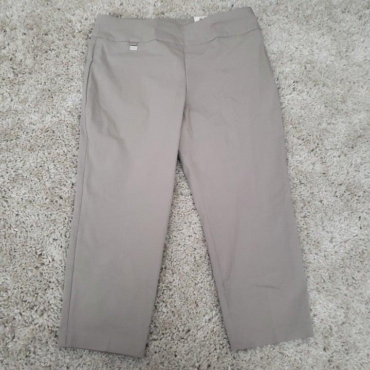 alfani Tummy Control Stretch pants 14