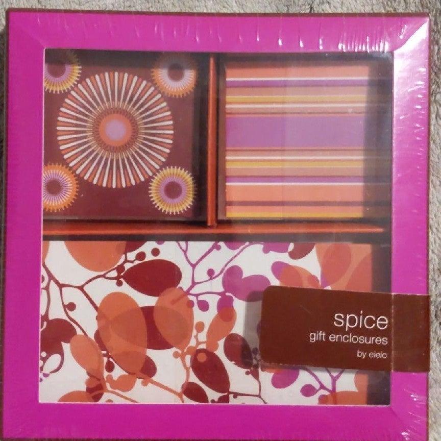 Stylish Gift Enclosure & Envelope Set, N