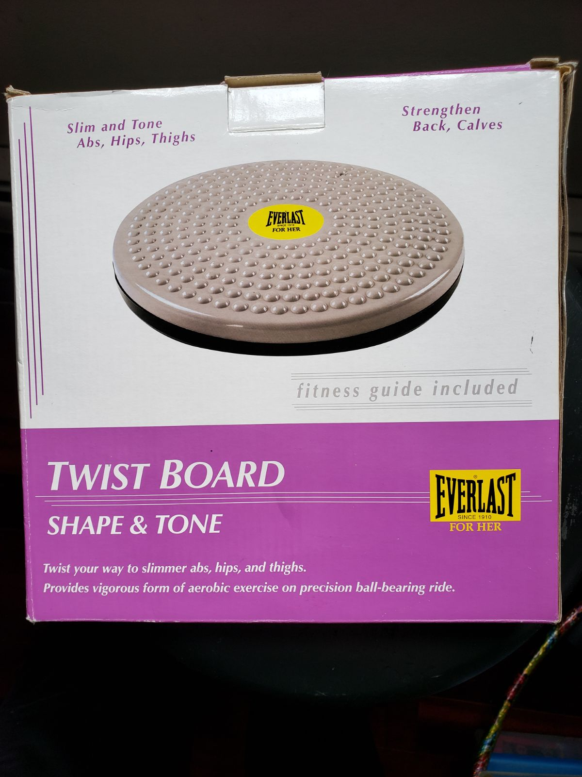 Everlast Twist Board for her