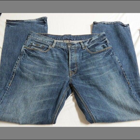 36 Blue Jean Ted Baker Mens Denim Jeans