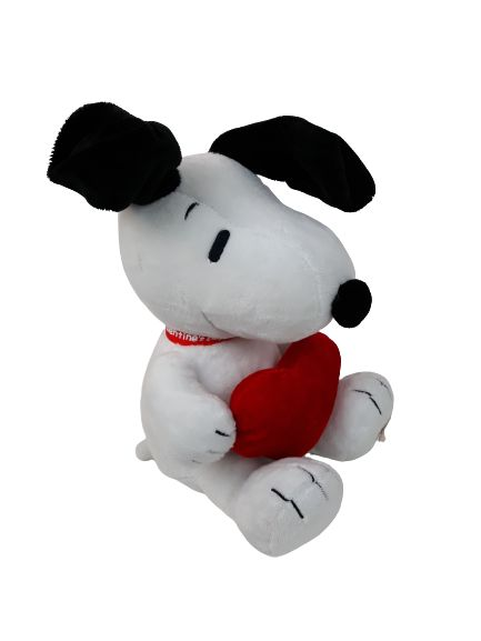 Snoopy electronic Valentine's Day Plush