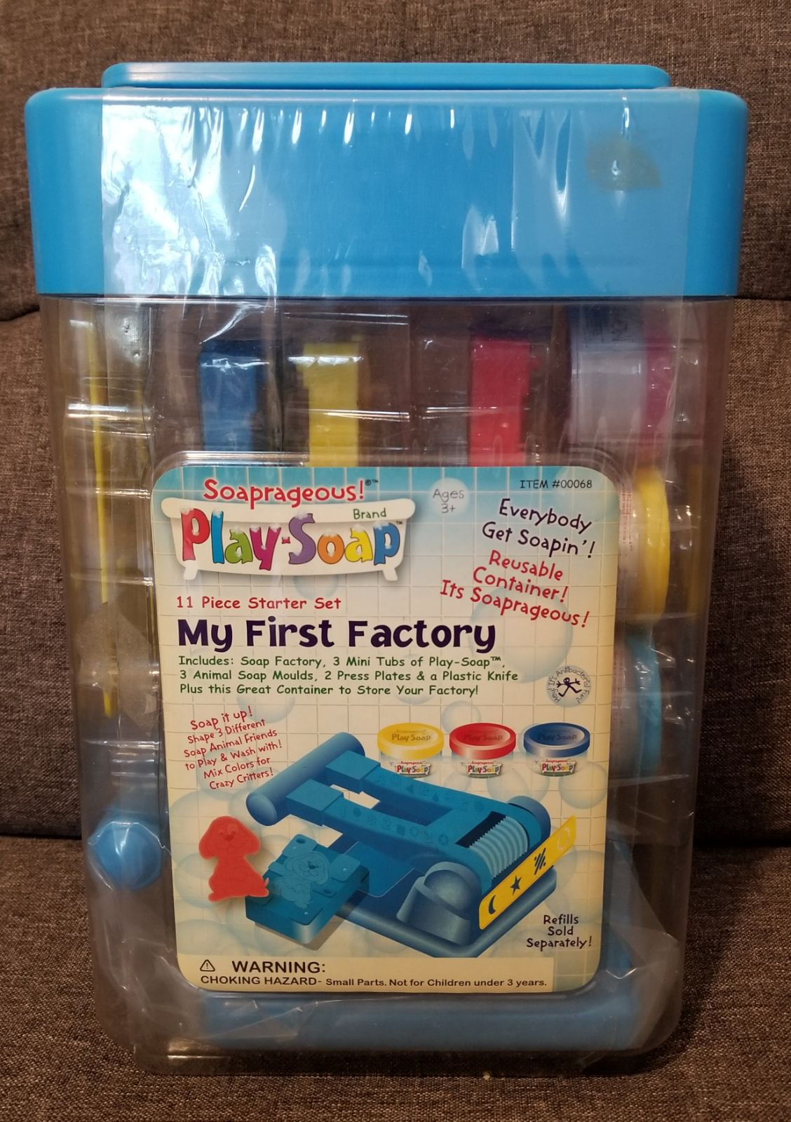 PLAY-SOAP My First Factory