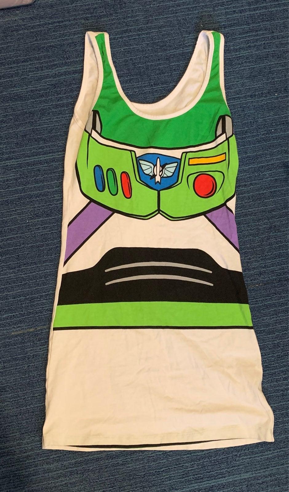 Buzz Lightyear Mini Dress