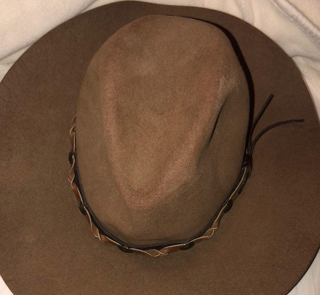 AUTHENTIC RESISTOL WESTERN HAT