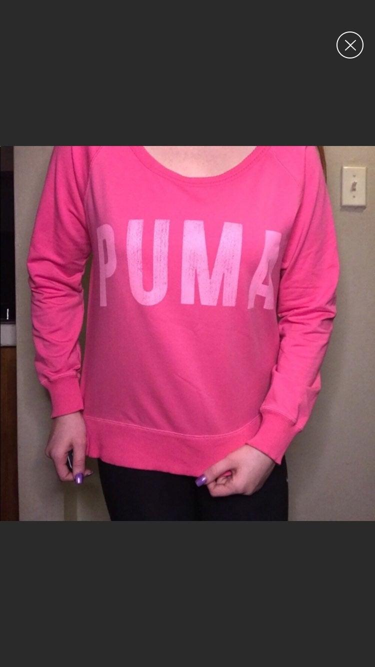 Puma pullover sweater
