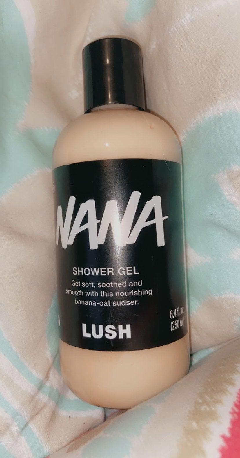 Lush Nana Shower Gel