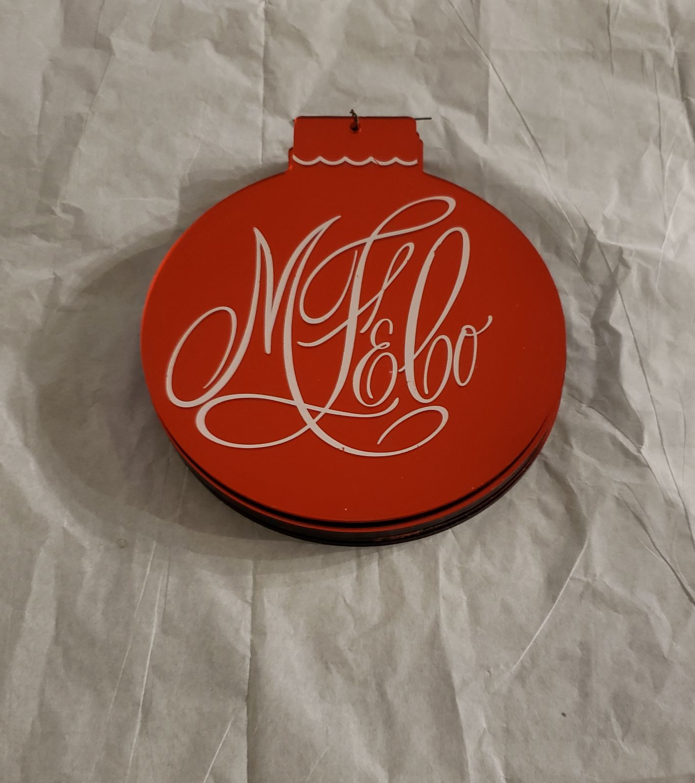 Collectible Ornament