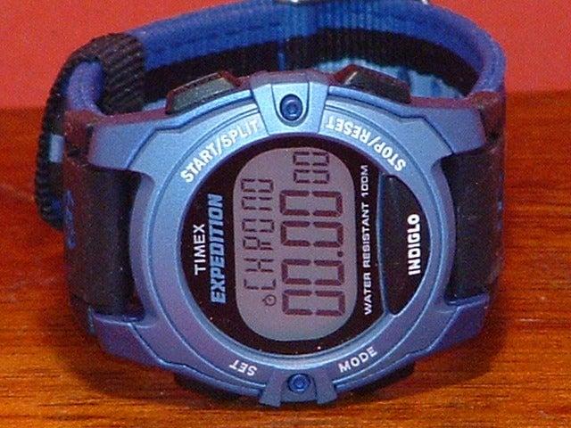 Timex Expedition TW4B02300 Digital Watch
