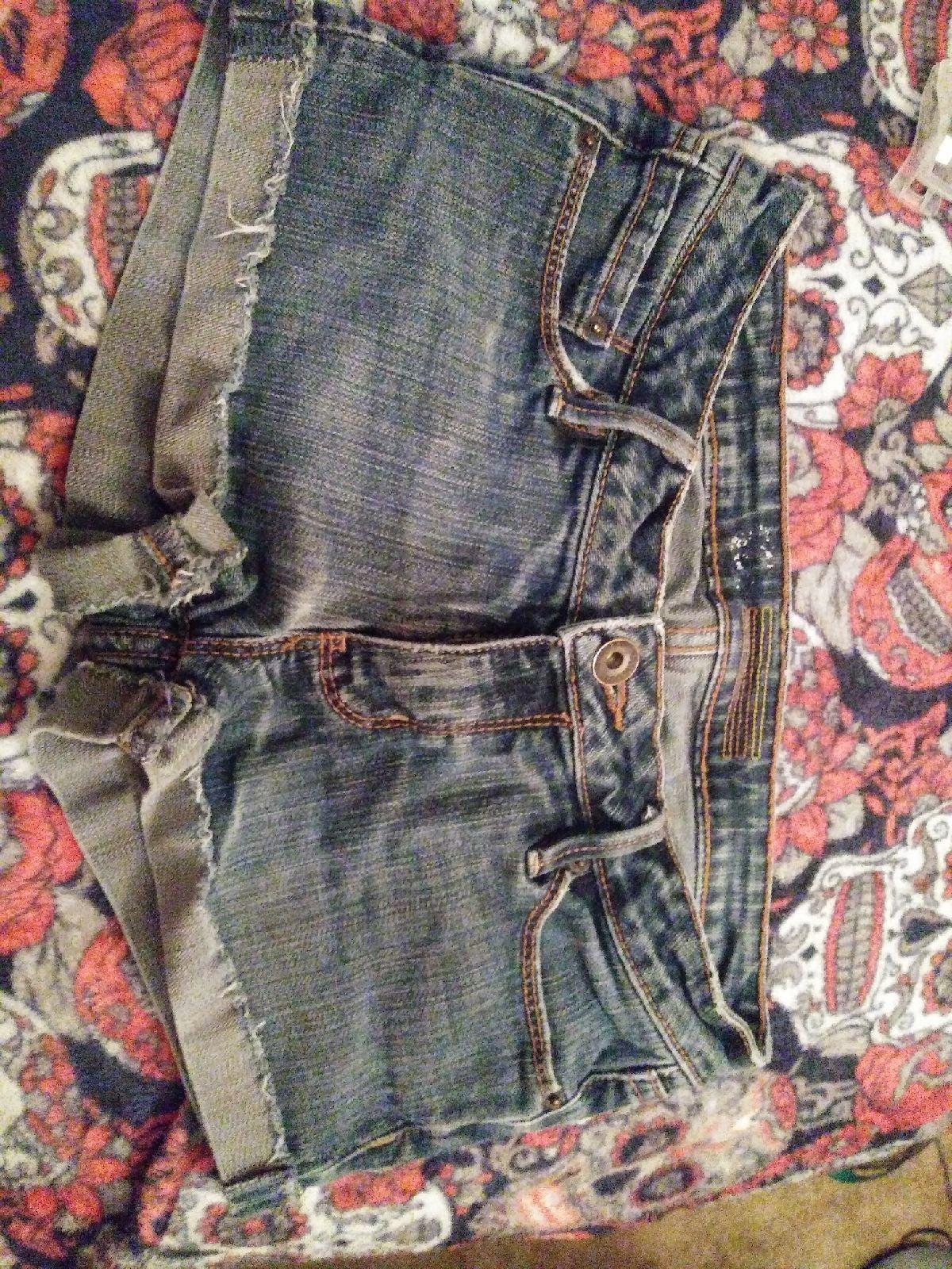 Junior's bullhead Jean shorts