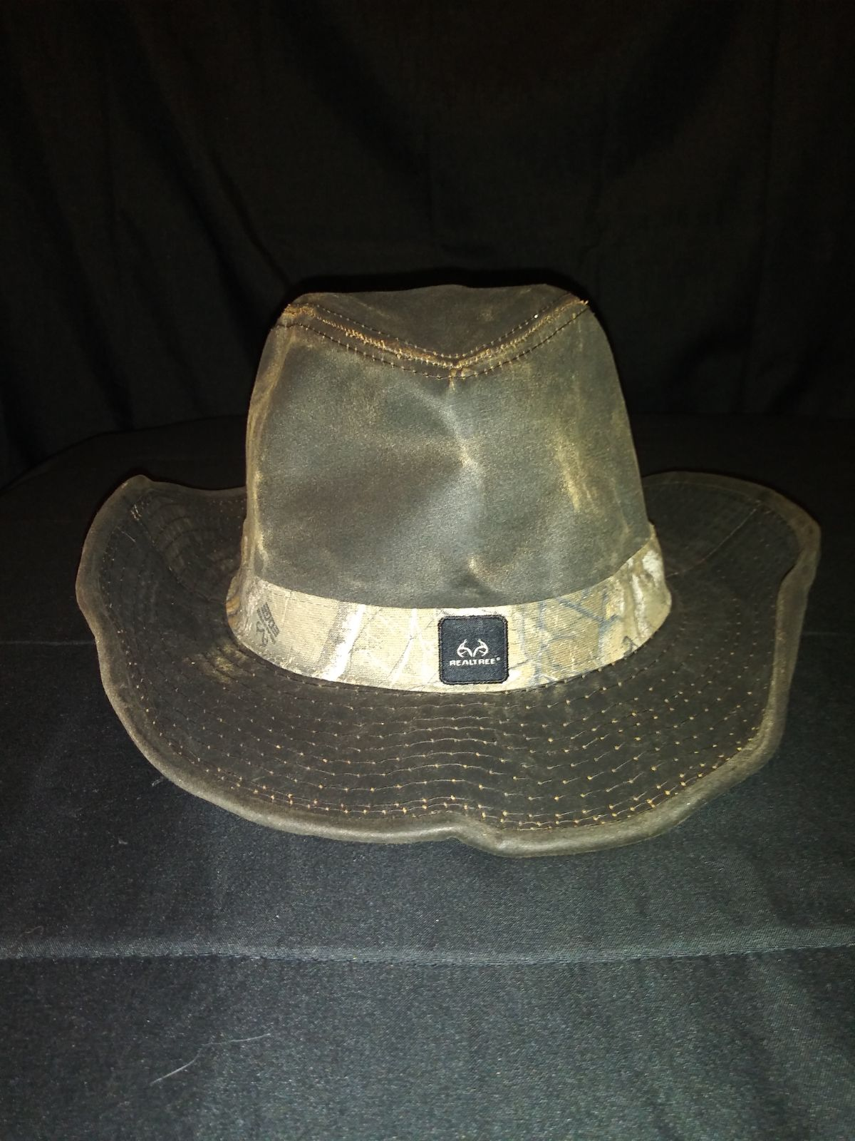 Real Tree Hunter's Hat