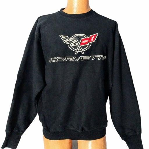 Steve & Barry's Corvette Sweatshirt Larg