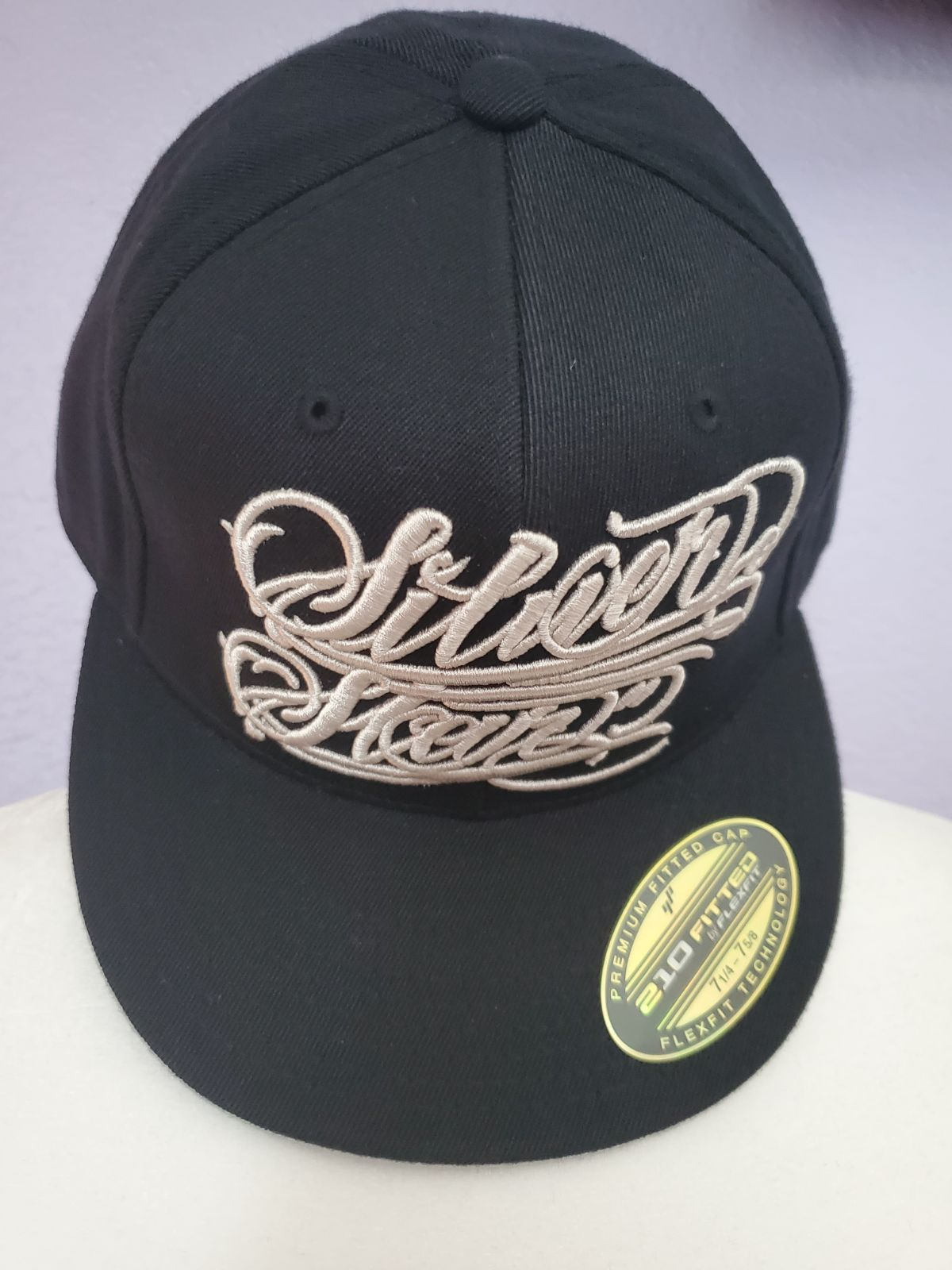Silver Star Mens Baseball Cap