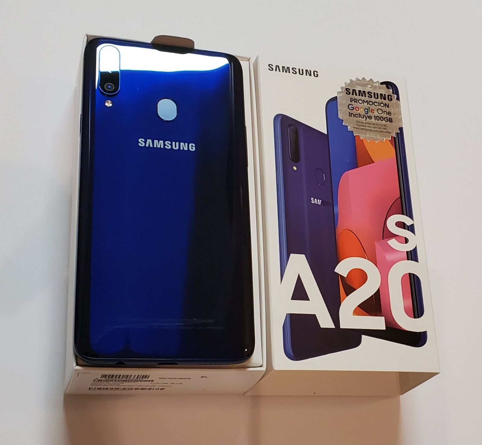 Samsung Galaxy A20s - Unlocked