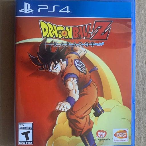 Dragon Ball Z: Kakarot on Playstation 4