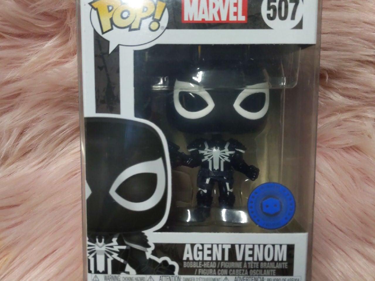 Agent Venom 507 Funko