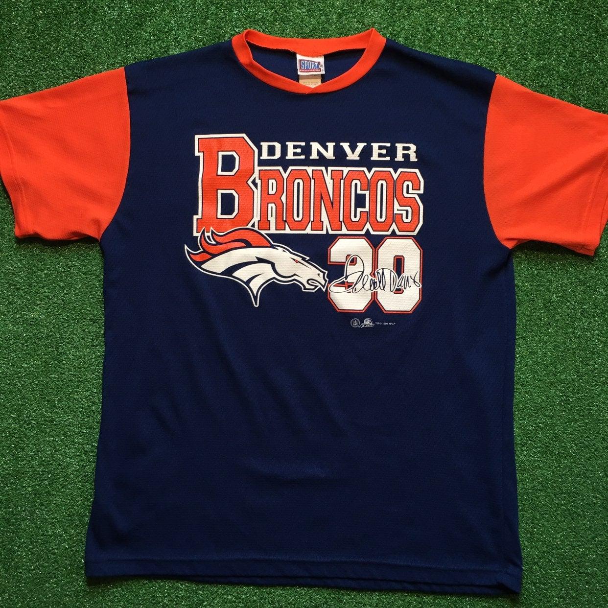 Vintage Denver Broncos Jersey 1999