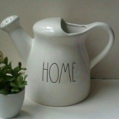 Rae Dunn HOME Watering Can Farmhouse