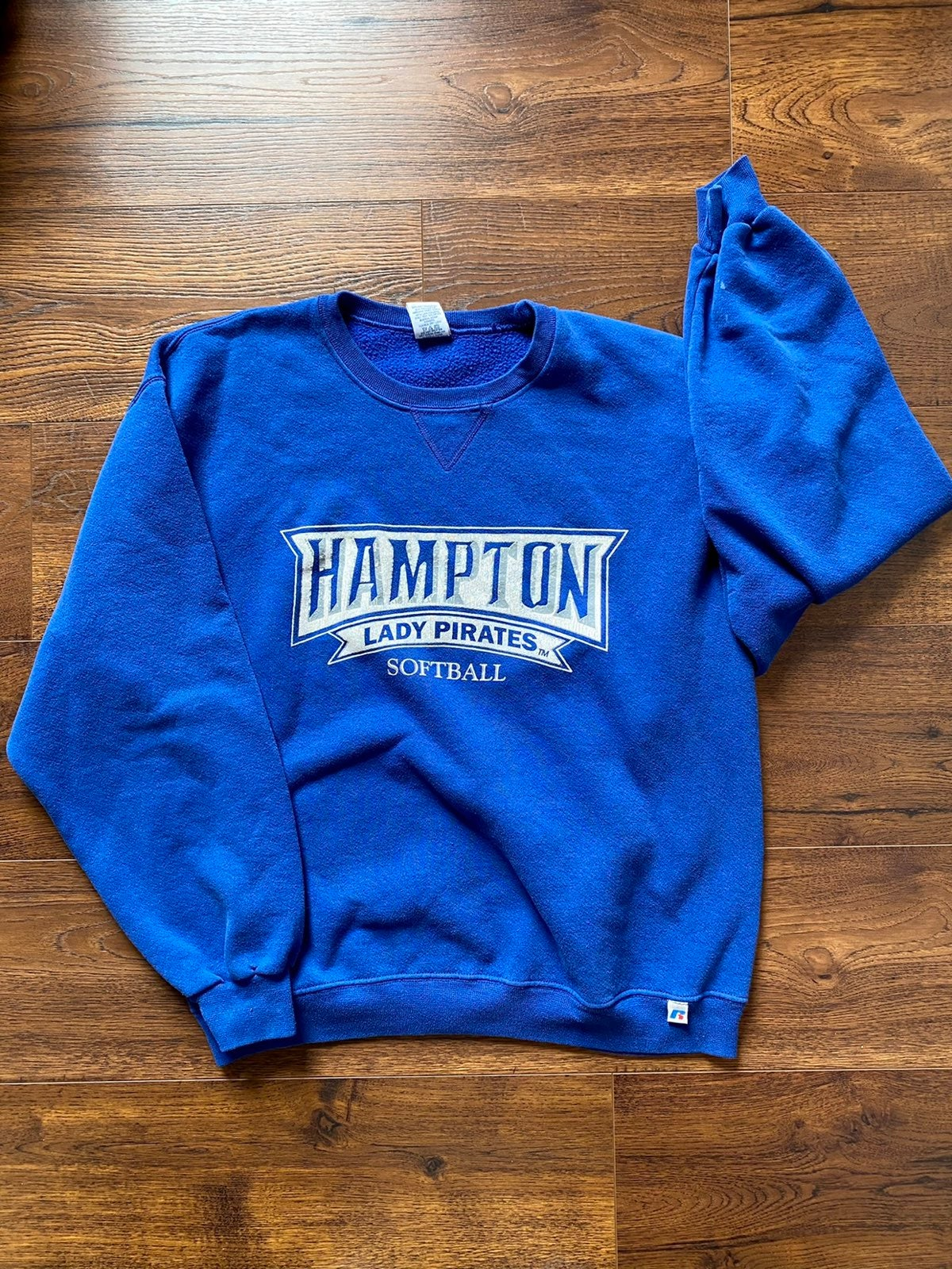 Russell Athletic Royal Blue Crewneck