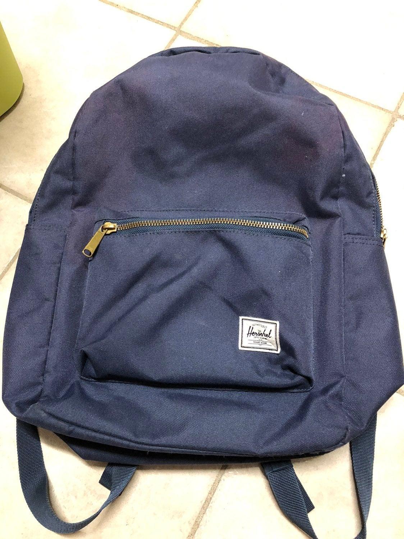 Herschel Backpack Navy NEW