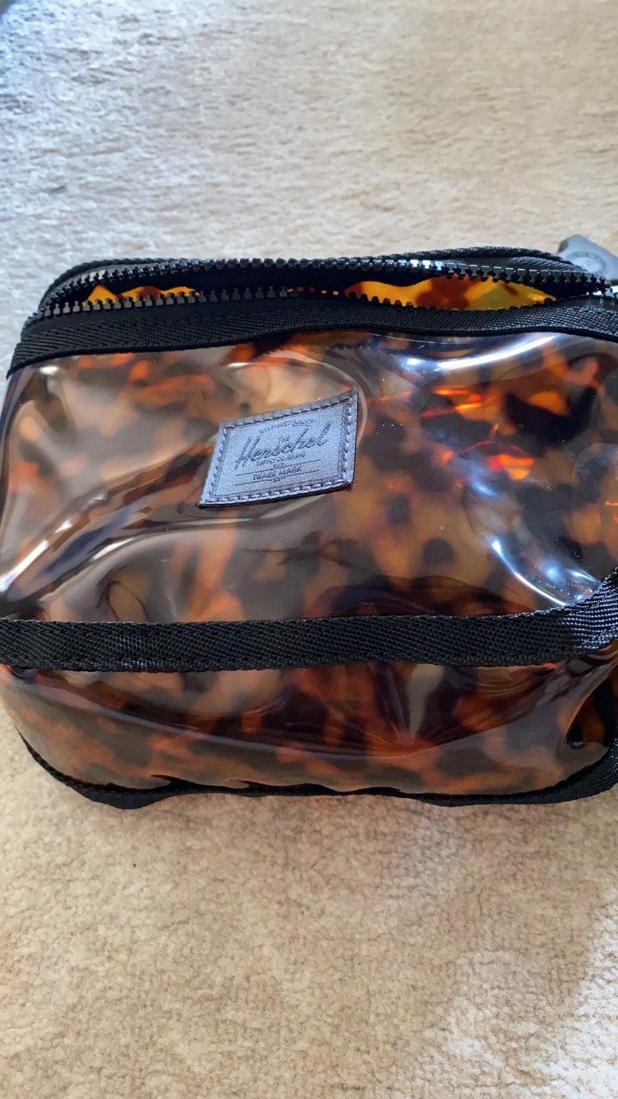 herschel supply PVC waist bag