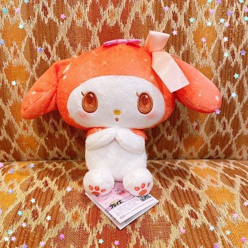 My melody Kirakira-doll series plushie