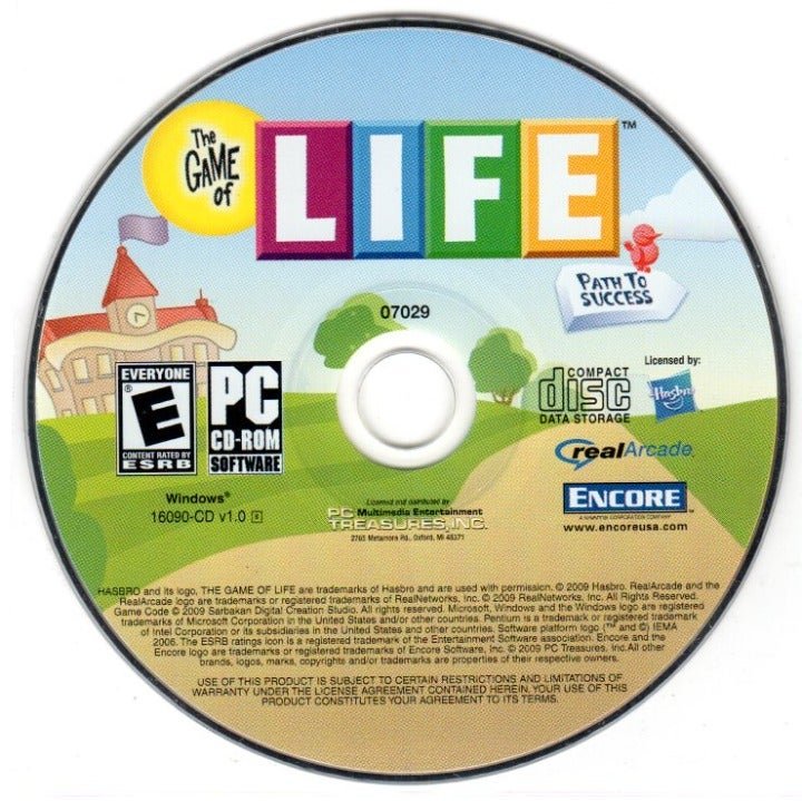 The Game of Life: Path to Success -LAST1