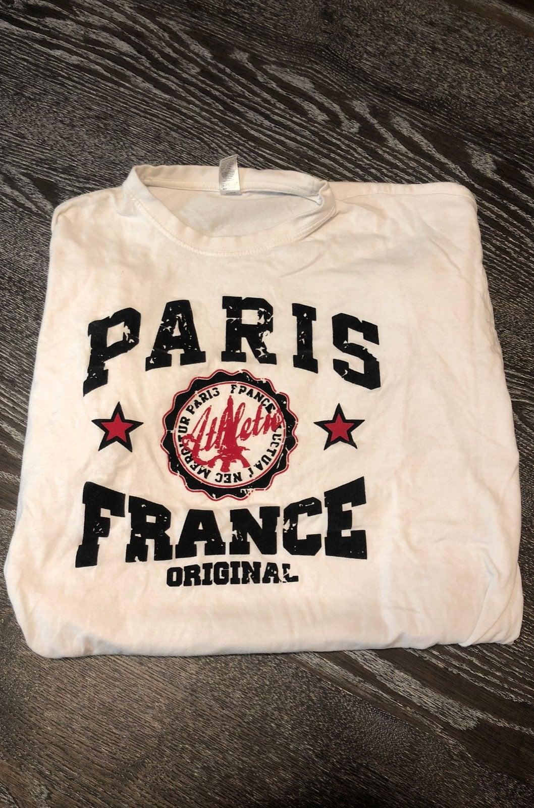 Paris France Sol's T-shirt