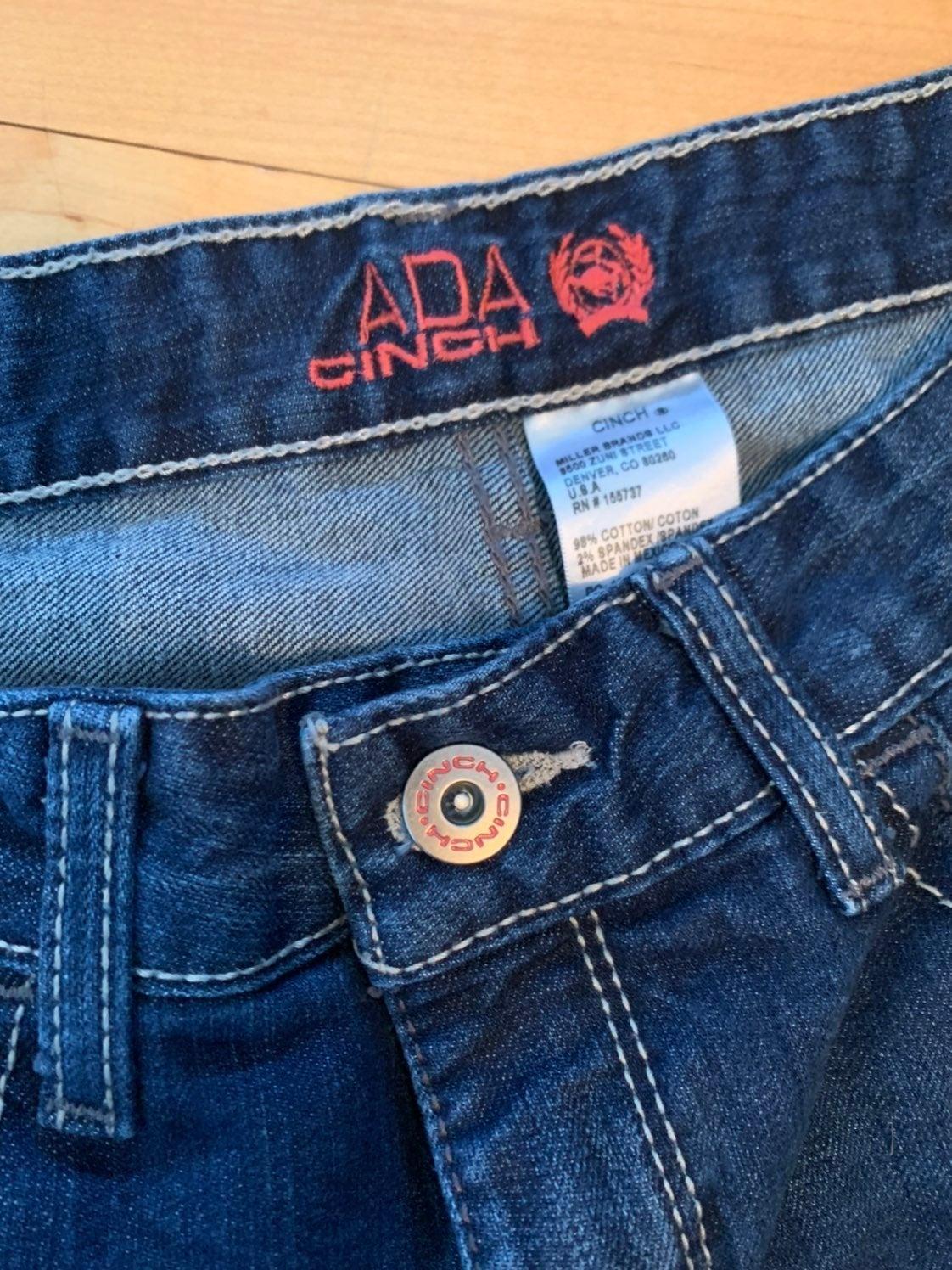 Womens Cinch Ada Jeans