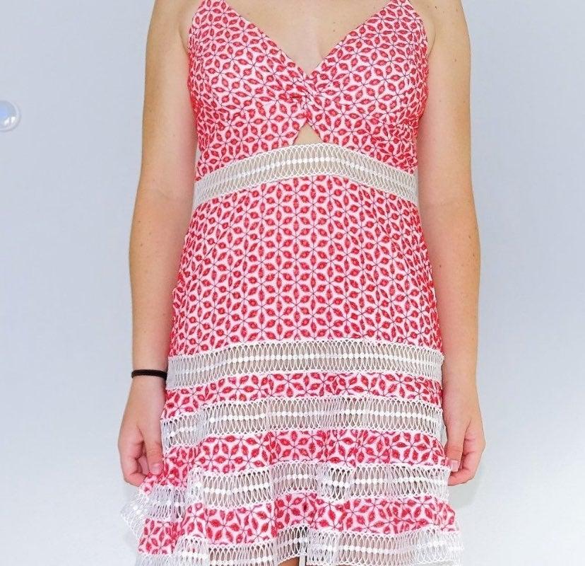 Bardot pink dress M