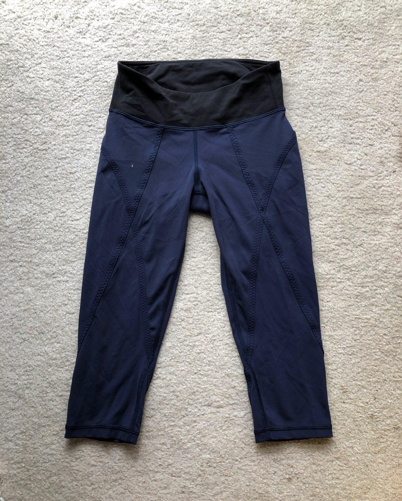 Lululemon Leggings - Size 4