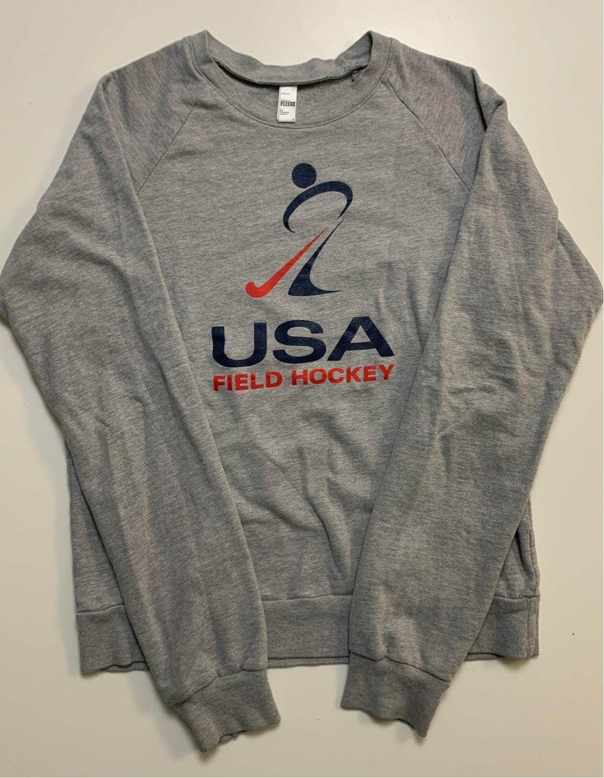 USA Field Hockey Sweatshirt size small