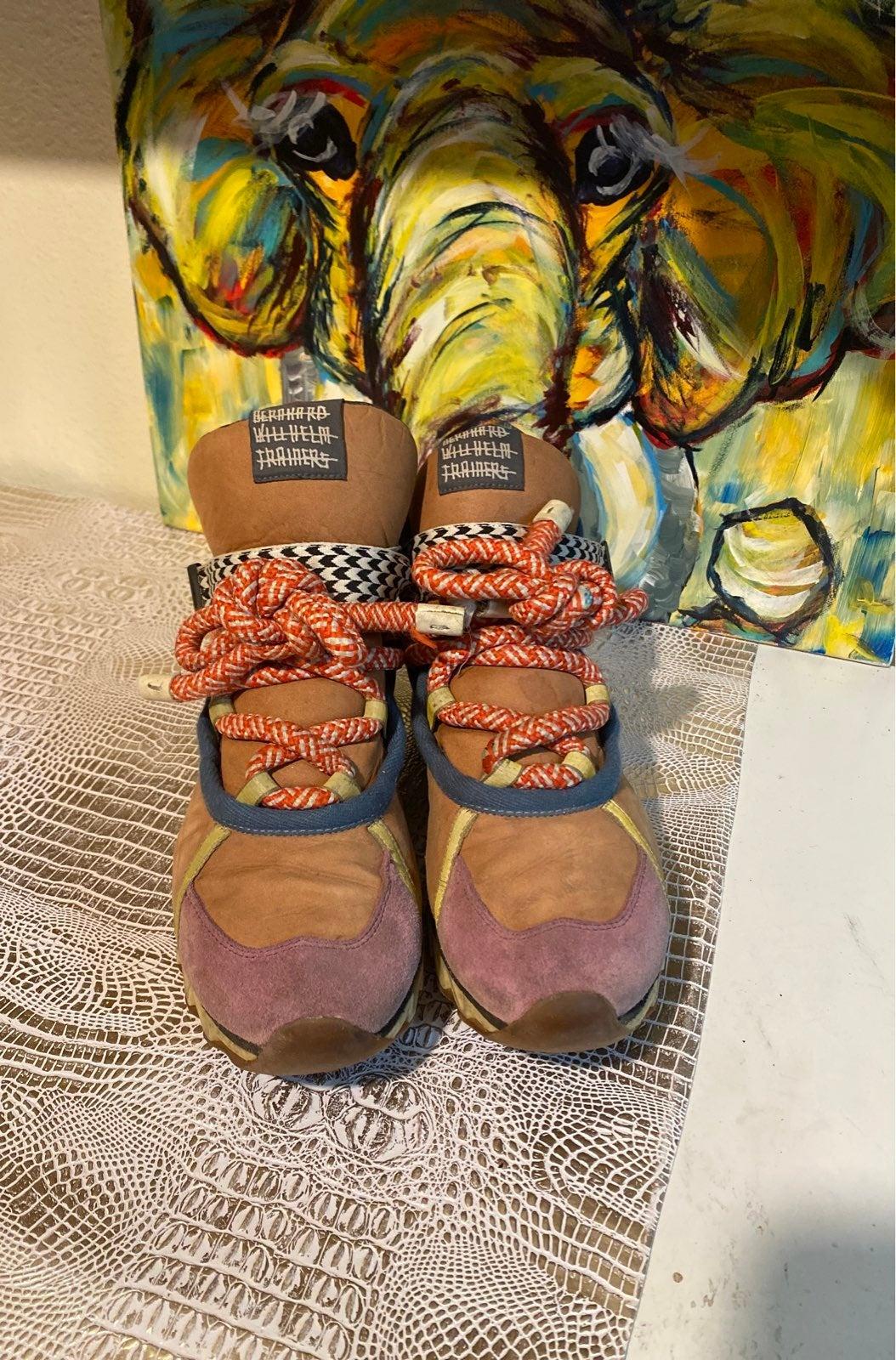 Camper fashion sneaker