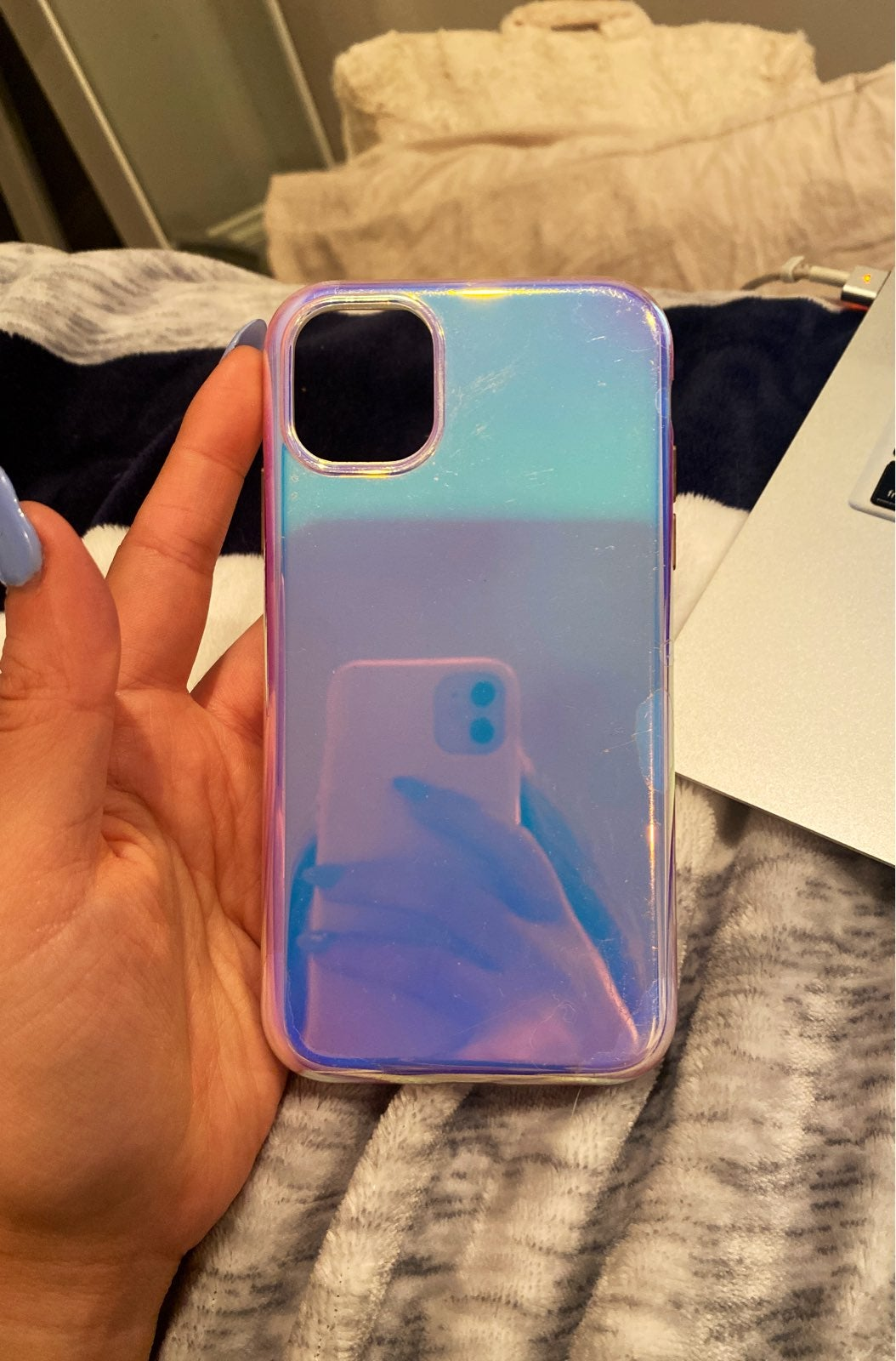 Iphone 11 velvet caviar case