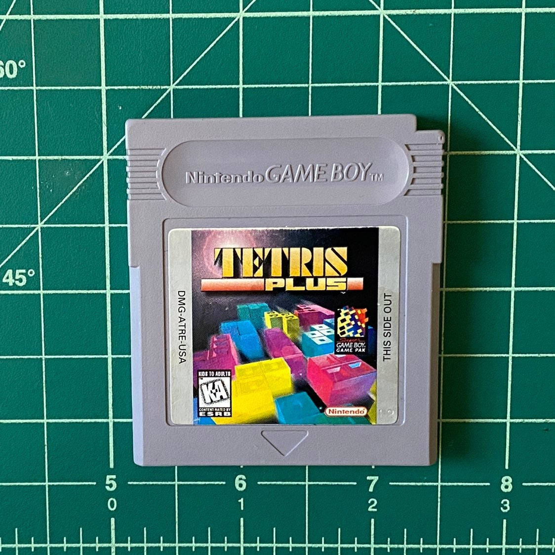 Tetris Plus Gameboy Advance