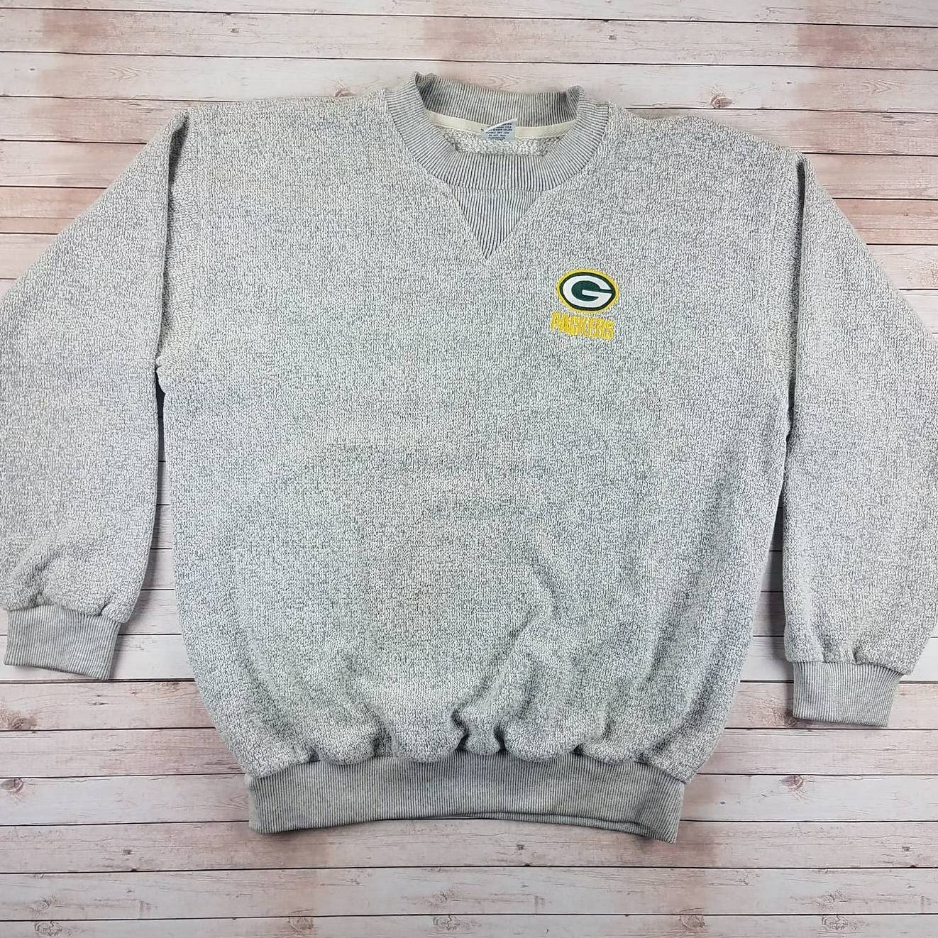 VTG 90s Green Bay Packers Sweatshirt