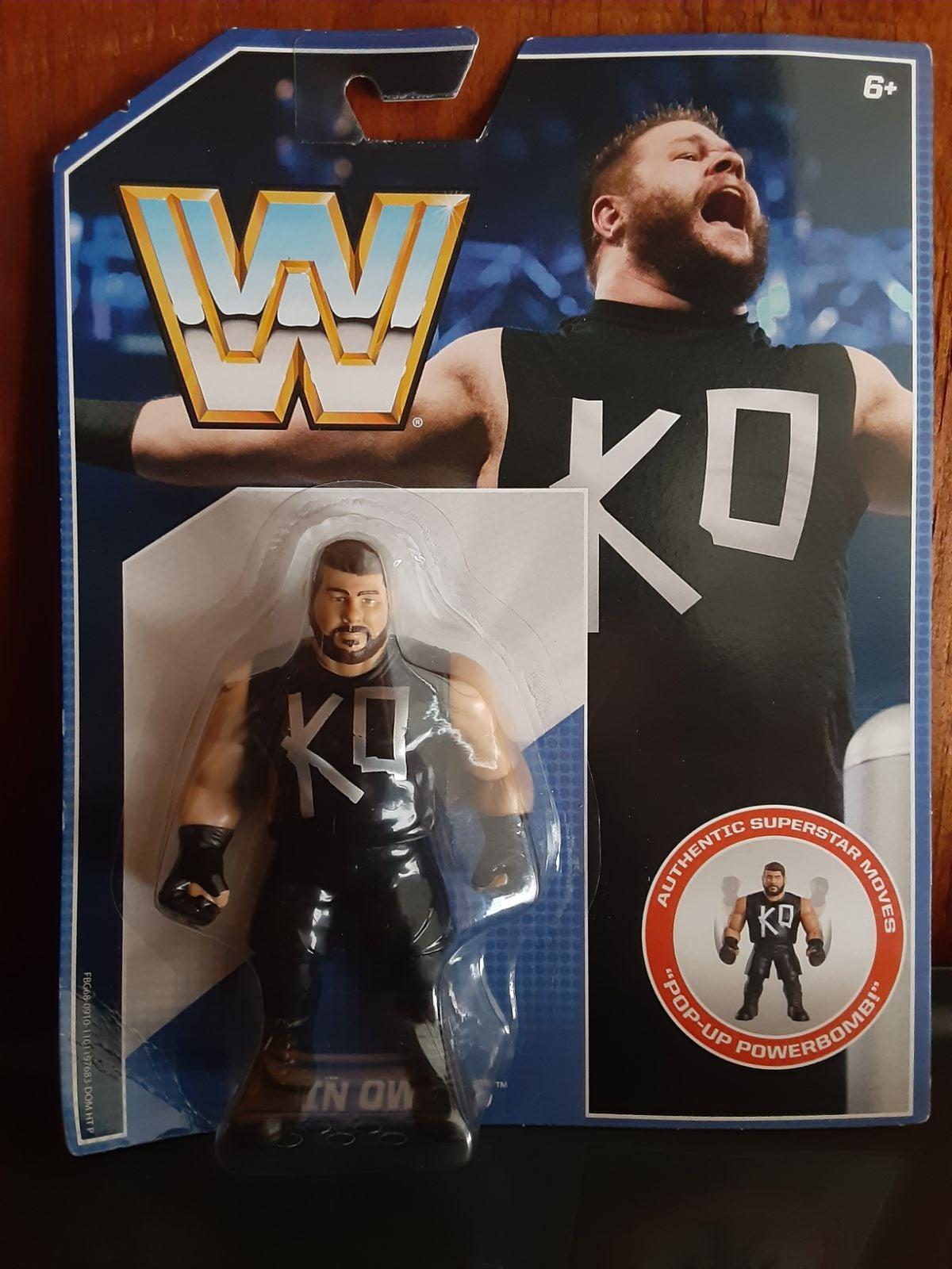 WWE Retro Series 1 Kevin Owens