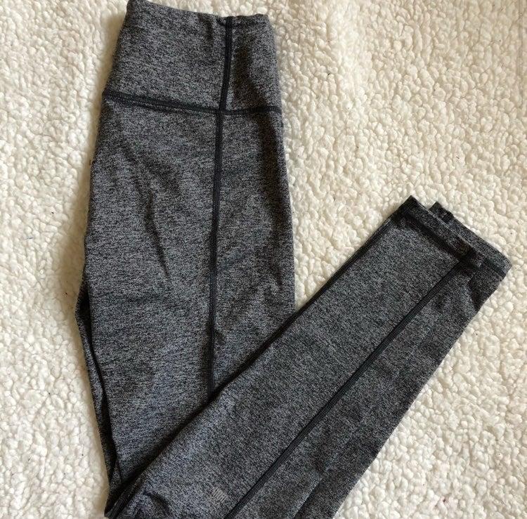 VSX Sport Knockout Gray Tight Leggings S