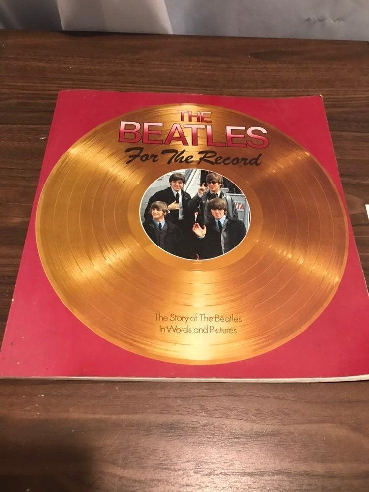 1981 Large Beatles Book