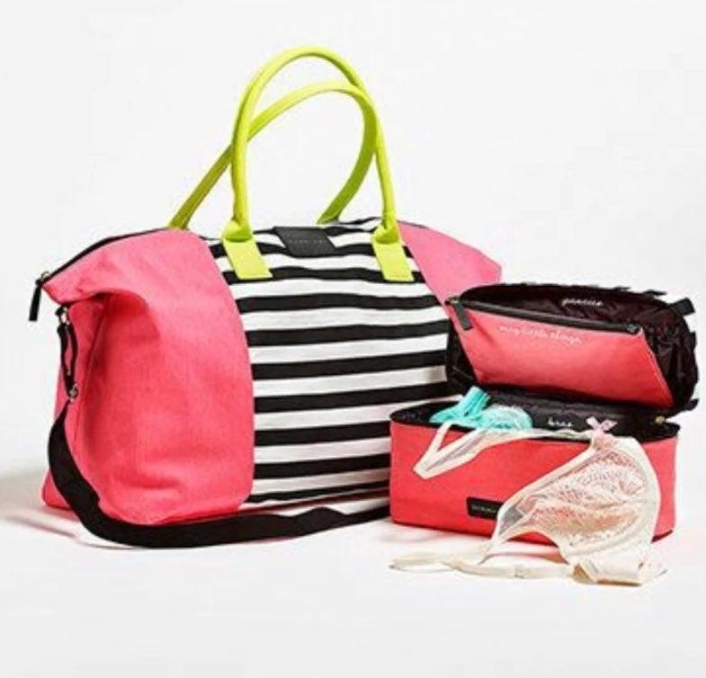 VS PINK weekender lingerie bag READ PLS