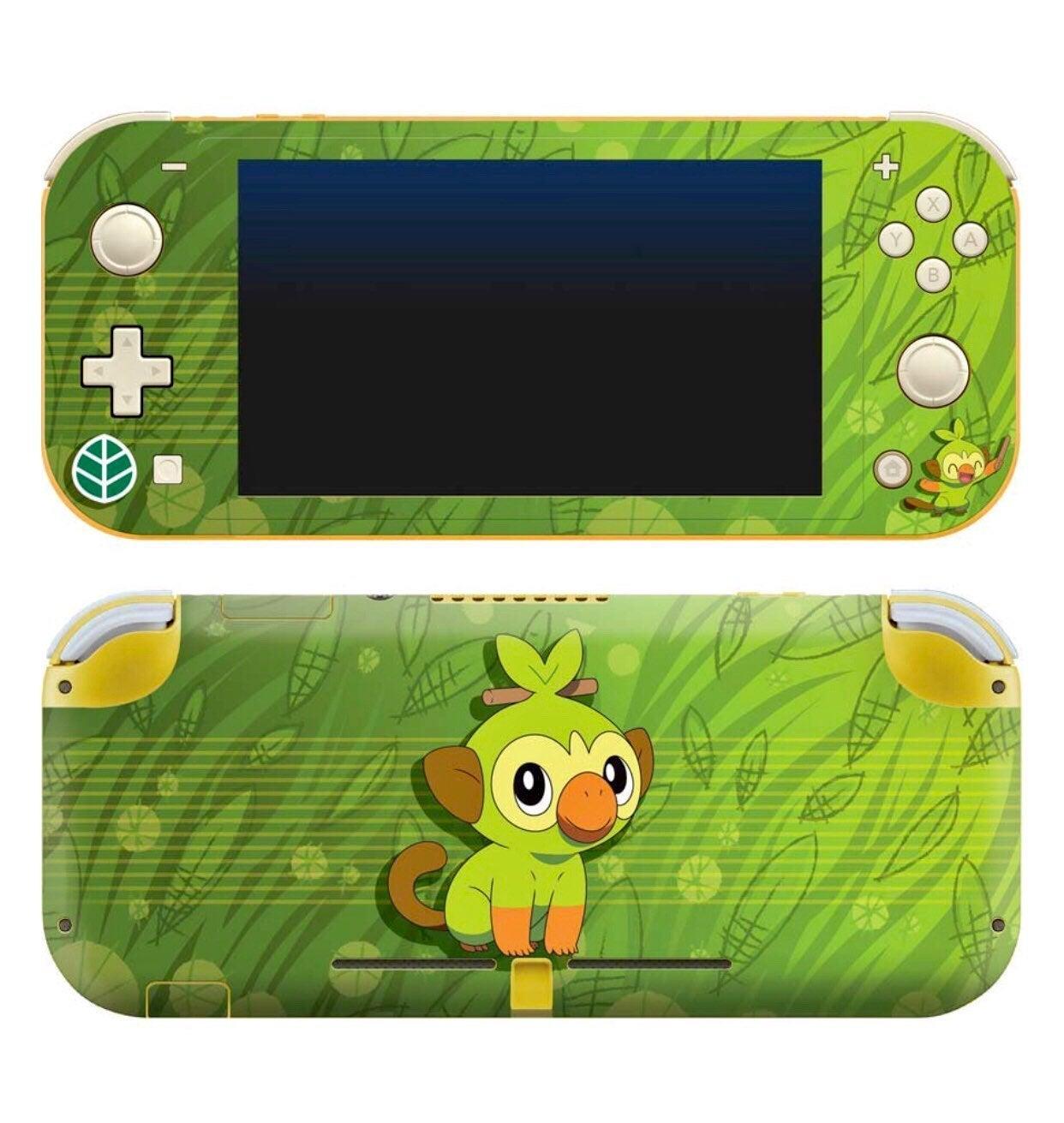 Controller Gear Nsw Skin Pokemon Grookey
